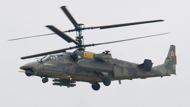 The KA-52 · free photo