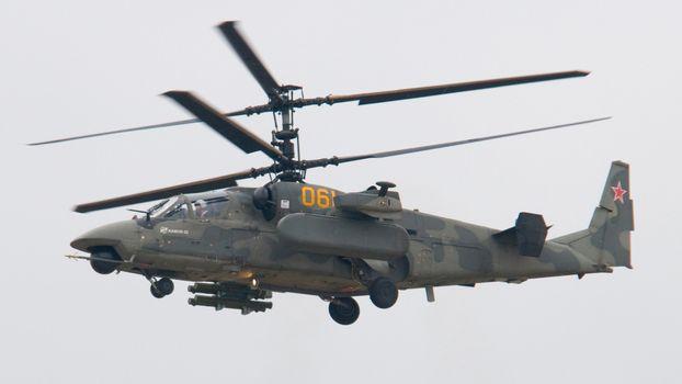 The KA-52