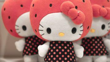 Бесплатные фото кукла,игрушка,девочкам,бантик,шапка,розовая,платье