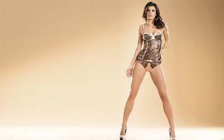 Фото бесплатно модель, грудь, ноги