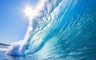 Фото бесплатно солнце, вода, океан