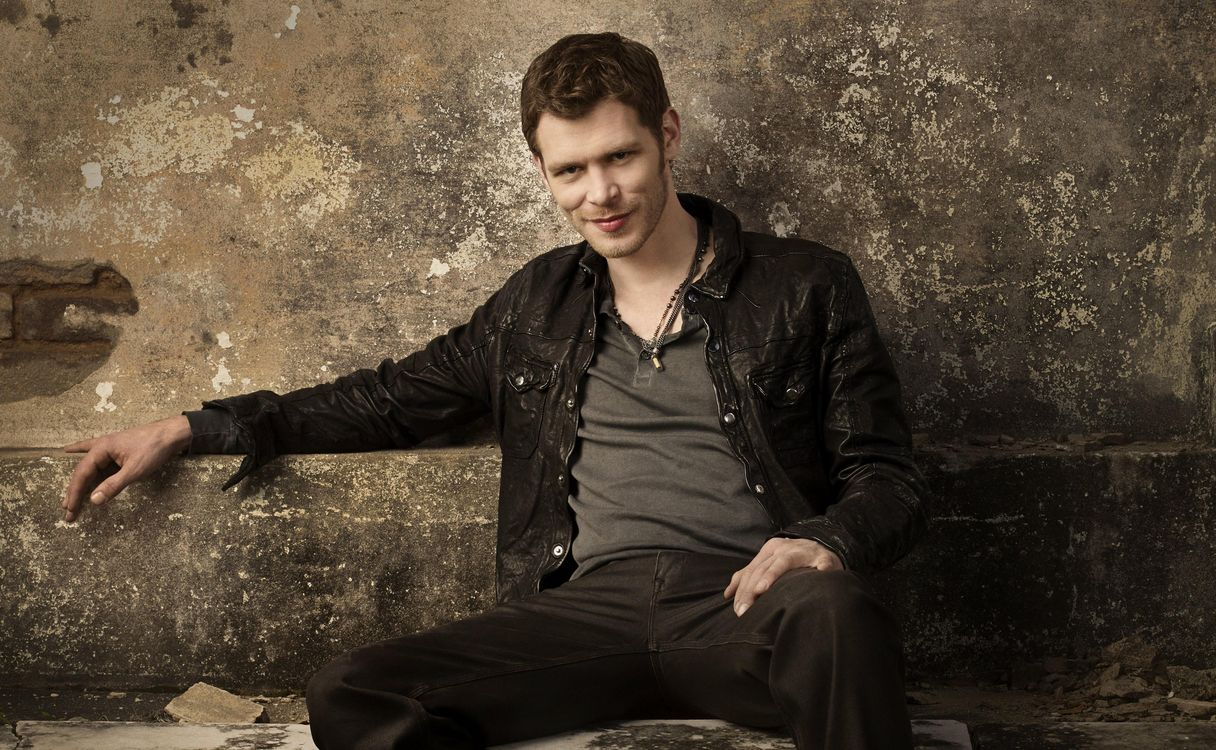 Free photo man, joseph morgan, actor - to desktop