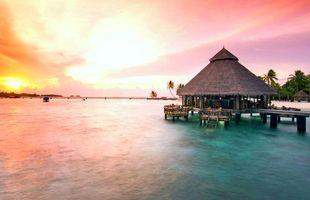 Бесплатные фото тропики,мальдивы,море,остров,пляж,курорт,пейзажи