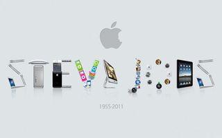 Бесплатные фото обои,стив джобс,apple,1955-2011 год