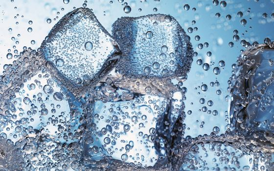 Бесплатные фото макро,пузыри,газировка,лед,лёд,пузырьки,вода