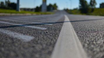 Photo free asphalt, road marking, stripes