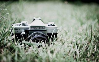 Бесплатные фото фотоаппарат,практика,объектив,трава,зеленая,газон,разное
