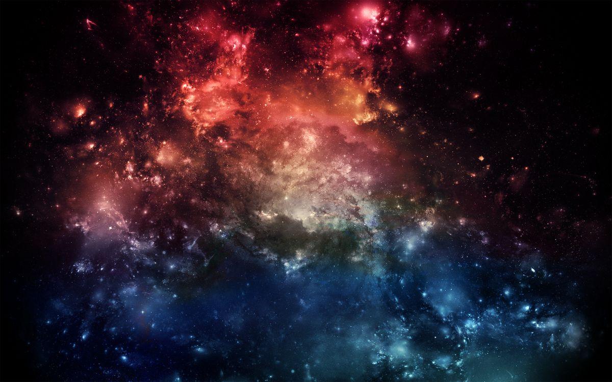 Фото бесплатно газопылевая туманность, звёзды, вселенная, космос, космос