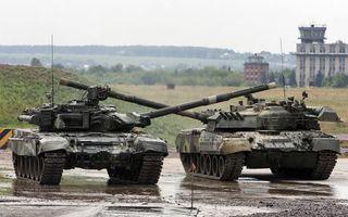 Фото бесплатно танки, пушки, прицел