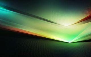Заставки линии, андроид, свет, абстракция, спектр