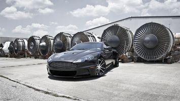 Photo free aston, martin, db9