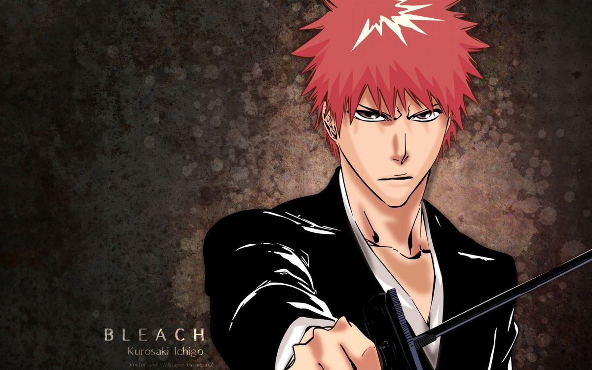 Картинка ichigo, tensa zangetsu, bankai, bleach, soul, reaper, sword, аниме на рабочий стол. Скачать фото обои аниме