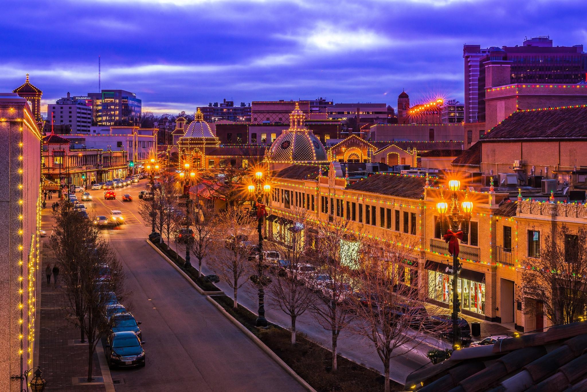 обои Канзас-Сити, Миссури, Город, США картинки фото