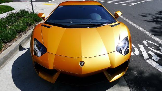 Photo free Lamborghini, Murcielago, sports car