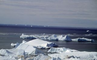 Бесплатные фото море,океан,льдины,много,белые,небо,природа