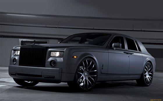 Фото бесплатно rolls royce, седан, тёмный
