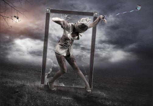 Фото бесплатно фотоманипуляции, манипуляции, искусство
