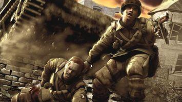 Бесплатные фото война, солдаты, раненый, оружие, танк, гусеница, игры