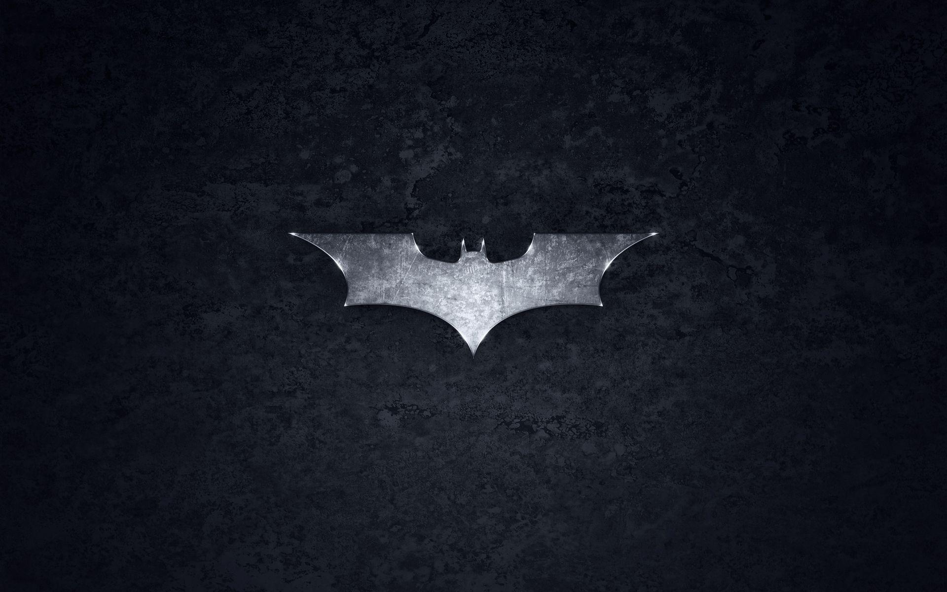 знак, бэтмен, сталь