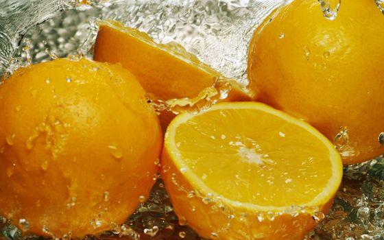 Фото бесплатно лимон, нарезан, пополам