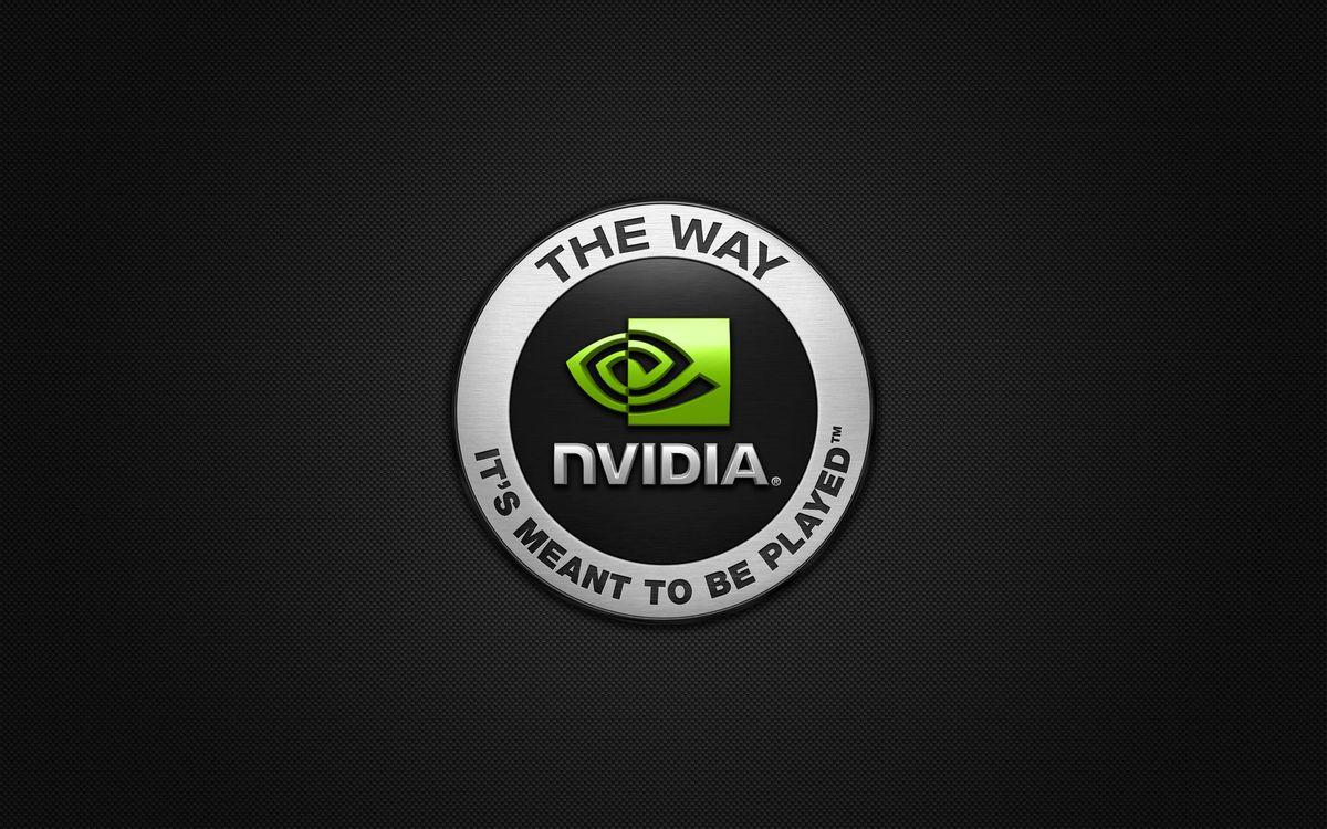 Фото бесплатно nvidia, hi-tech, темный фон - на рабочий стол