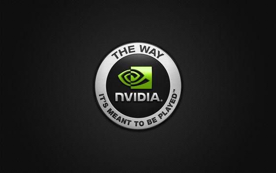 Бесплатные фото nvidia,hi-tech,темный фон