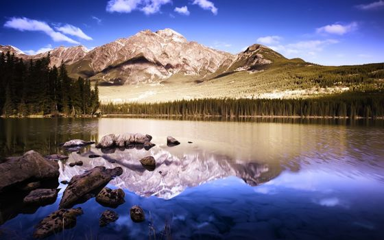 Photo free sky, nature, slopes