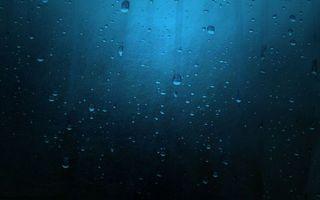 Бесплатные фото поверхность,синяя,капли,вода,брызги,заставка,текстуры