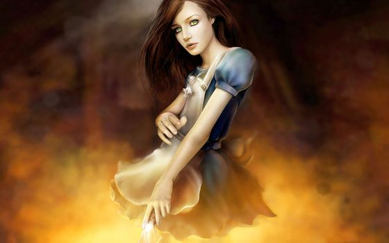 Photo free alice: madness returns, alice, girl