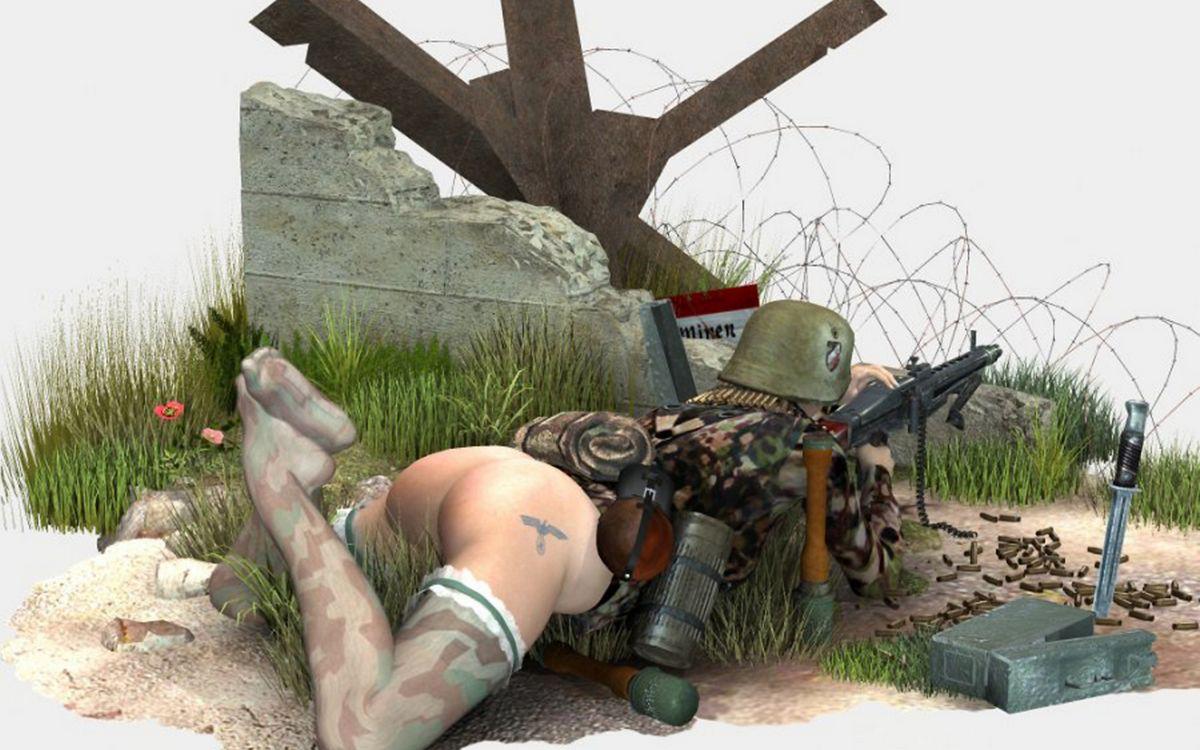 Смотреть порно в камуфляже, Категория Униформа - порно в униформе, секс 27 фотография