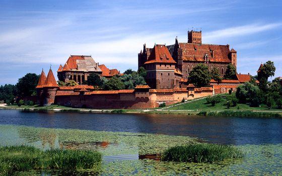 Фото бесплатно дома, замки, сооружения