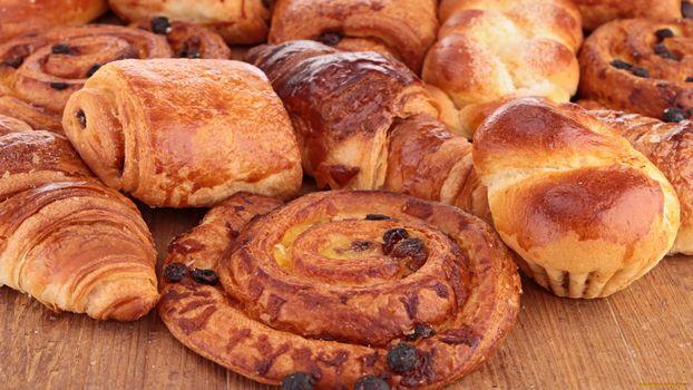 Бесплатные фото пироги,булочки,стол,повидло,корка,сахар,еда