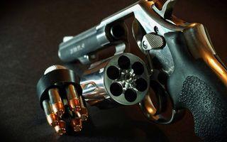 Фото бесплатно револьвер, барабан, обойма