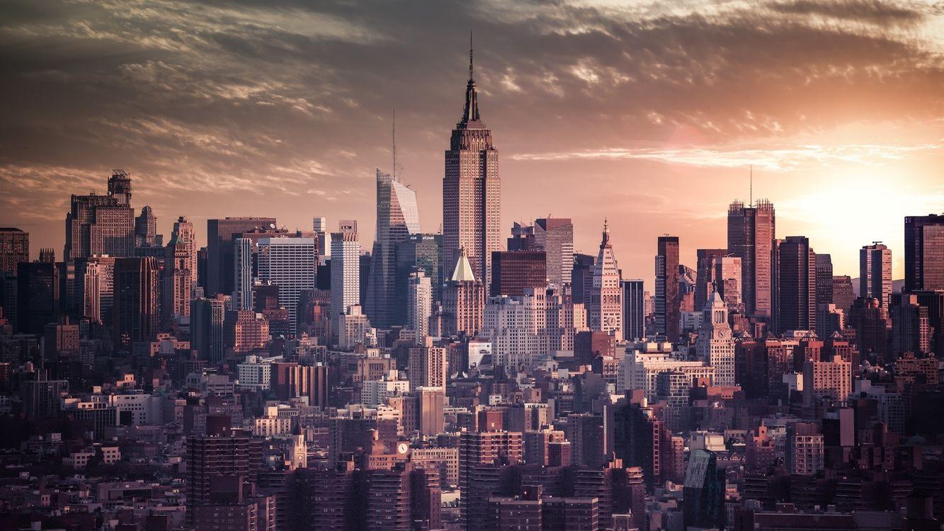 Обои сша, америка, нью-йорк картинки на телефон