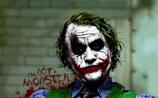 Бесплатные фото темный рыцарь,хит леджер,joker,актер,грим,глаза,взгляд