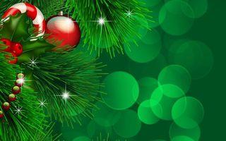 Фото бесплатно happy new year, christmas color, новогодние обои
