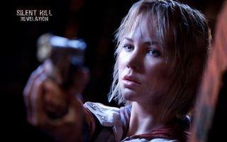 Фото бесплатно девушка, актриса, пистолет