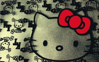 Photo free hello kitty, screensaver, wallpaper