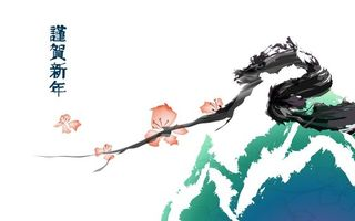 цветок, ветка, сакуры, лепестки, фон