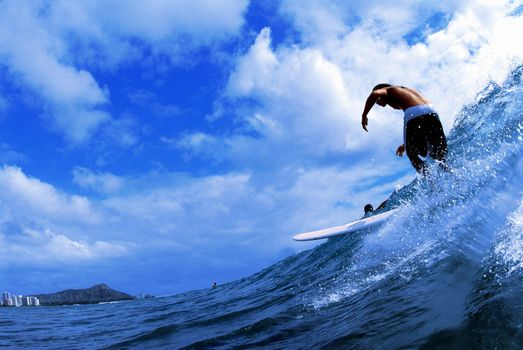 Photo free board, sea, adrenaline
