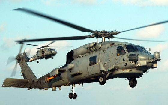 Фото бесплатно вертолет, e 707, e 610