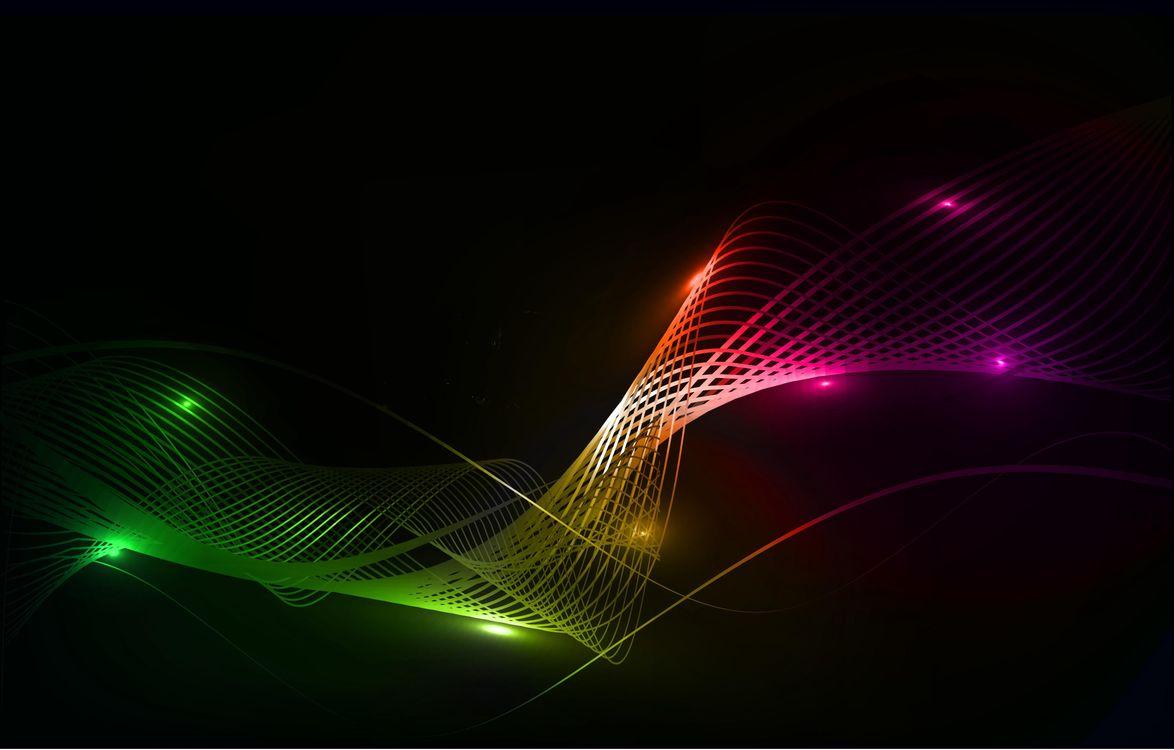 Абстракция линии · бесплатное фото
