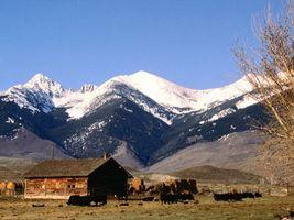 Фото бесплатно природа, дом, снег