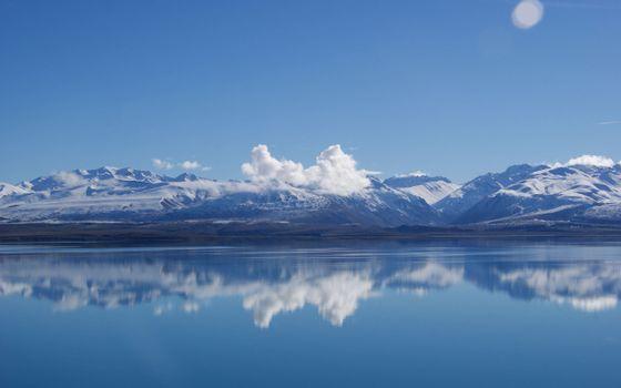 Фото бесплатно небо, горизонт, земля