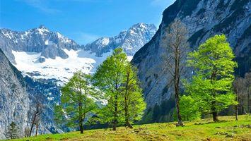 Фото бесплатно камни, горы, горизонт