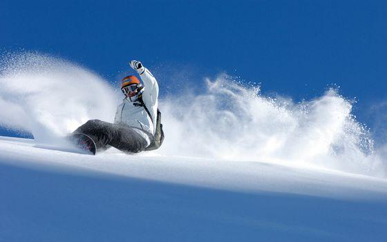 Фото бесплатно сноуборд, мужчика, доска