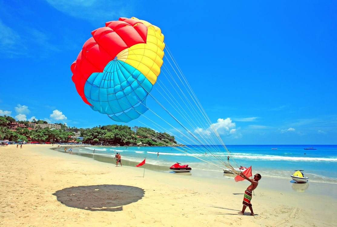 Фото тропики, море, пляж в хорошем качестве