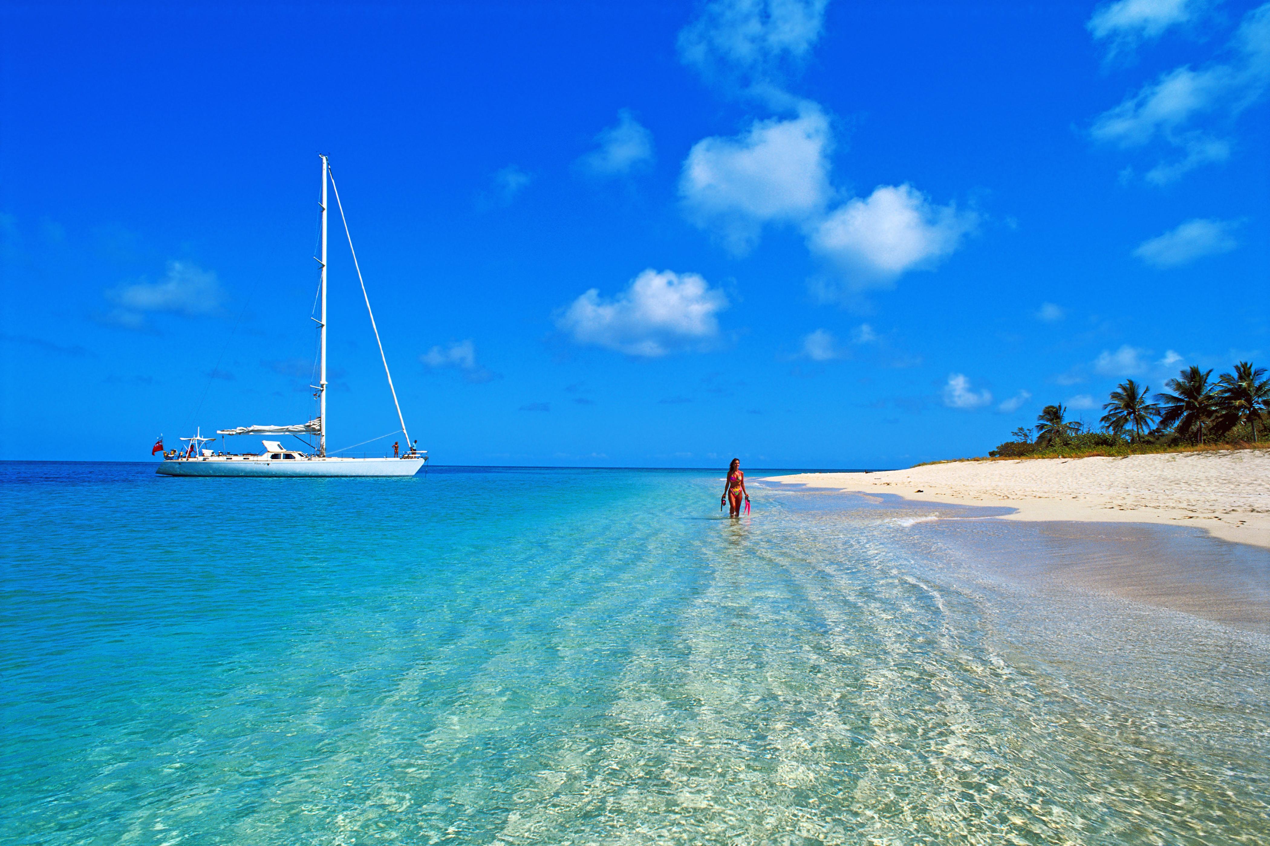 тропики, море, пляж