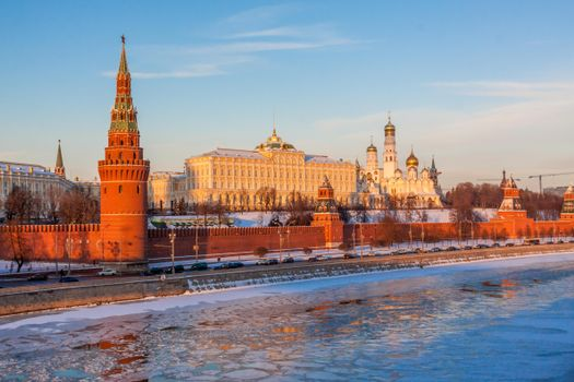 Screensaver russia, moscow free download
