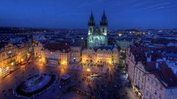 Заставки Czech Republic, Prague, Чехия